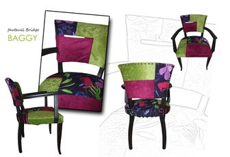 Fauteuil BAGGY