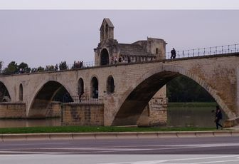 Avignon #2 - Le pont