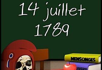Le 14 juillet est un jour de deuil pour la France !