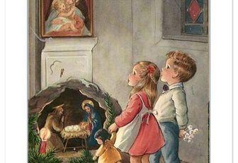 Joyeuse et sainte fête de Noël à tous !