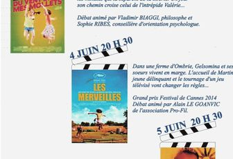 19EMES JOURNEES OECUMENIQUES DU CINEMA A MARTIGUES