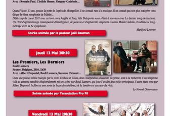 20 EMES JOURNEES OECUMENIQUES DU CINEMA DE MARTIGUES