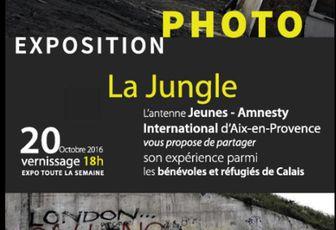 LA JUNGLE DE CALAIS : UNE EXPOSITION PHOTO
