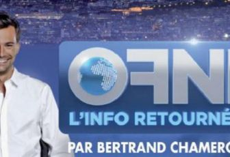 W9- OFNI ce soir, animé par Bertrand Chameroy
