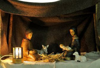 24 décembre Nuit de Noël (Luc 2, 1-14) (DiMail 194 bis)