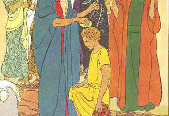 4° dimanche de Carême A (1 Samuel 16, 1.6-7.10-13a) (DiMail 157)