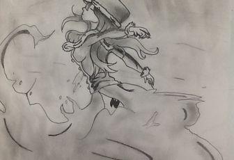 Vous avez-mis mon dessin ? (2/3)