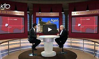 Le diosèse d'Agen à la télé ...