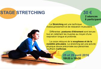 Stage de Stretching et relaxation