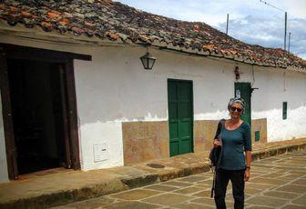 De plus beau village en plus beau village (2): Linda Barichara 9/12 août 2016