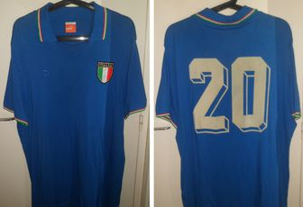 Italie 1982, n°20 Paolo Rossi