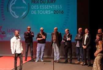 Pepiang Toufdy a obtenu le prix du jury des Essentiels saison 1