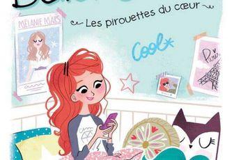 Marianne Bellehumeur, tome 1 - Les pirouettes du coeur de Lucille Bisson