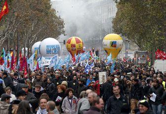 Mercredi 9 mars :des grèves dans le pays