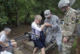 Lousiane: des inondations mortelles