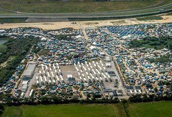 """L'évacuation de la """"jungle"""" de Calais"""