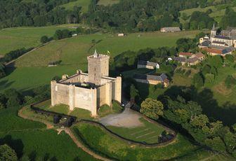 Patrimoine 65 : Le Château de Mauvezin