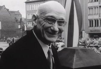 Robert Schuman, père de l'Union Européenne...