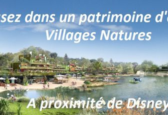 Seine et Marne (77) – Villages Nature Paris