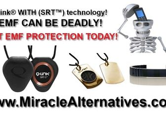 Q-Link ® EMF Defense Products! Utilizing New (SRT ™) Innovation!