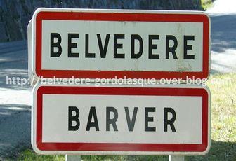 Belvédère - Barver