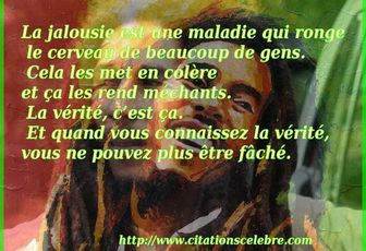 Citation de Nesta Robert Marley, dit Bob Marley