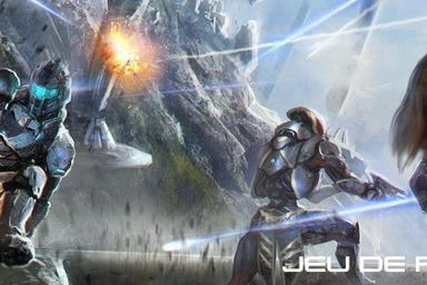 Savage Mass Effect : Nouvelle Ere