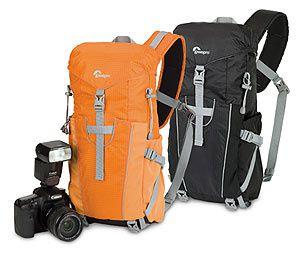 Enfin un vrai sac photo adapté à la randonnée chez Lowepro