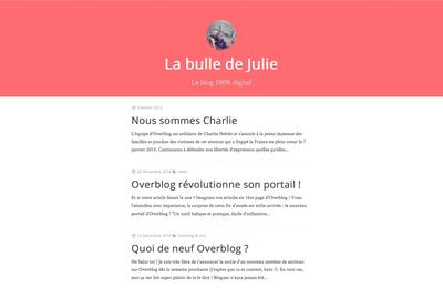 Deux nouveaux thèmes s'invitent sur Overblog !