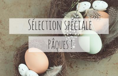 Notre sélection de Pâques ! 🐰