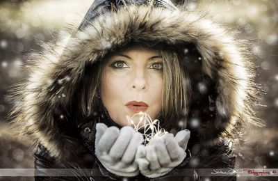 Shooting hivernal