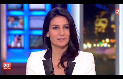 [2012 07 28] MARIE DRUCKER - FRANCE 2 - LE 20H @20H00