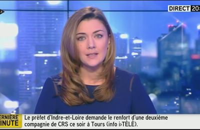2014 01 10 - FLORENCE O'KELLY - ITELE - INTEGRALE WEEK-END