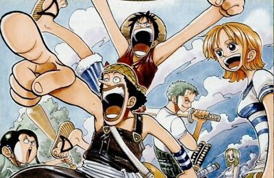 One Piece - Eiichiro Oda - Log 2