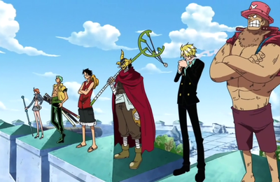 One Piece - Saison 9 - Episodes 264 à 312