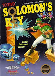 Solomon's Key - Tecmo