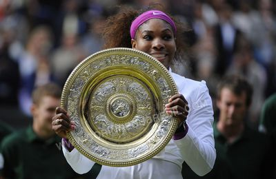 Serena is the Queen!