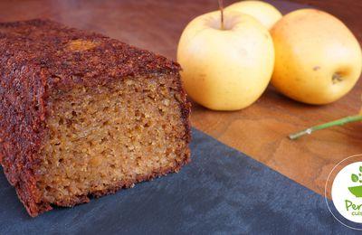 Gâteau aux pommes, gingembre et citron de Menton
