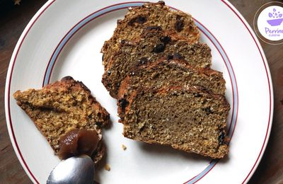 Soda bread de Noël