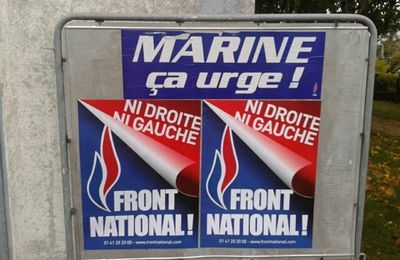 Tenez bon, On arrive !  Front National Poitiers / Buxerolles - 7 Novembre 2013
