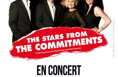 The Commitments, la Dublin soul en live au Divan du Monde