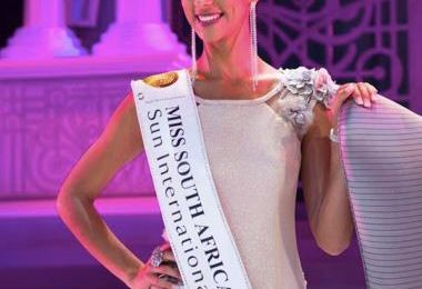 Marylin Ramos crowned Miss South Africa 2012