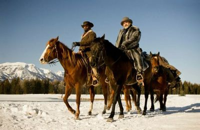 """Django Unchained"" Up For Four Oscar Nominations"