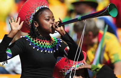 Vuvuzelas blare again at African Cup of Nations
