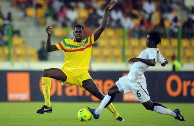 Ghana Outplays Mali in Africa Cup of Nations