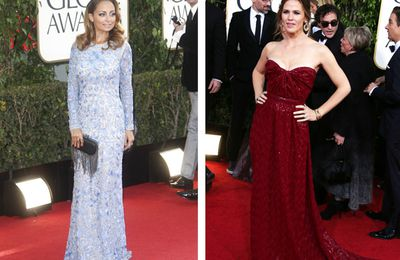2013 Golden Globes Style Trend Report