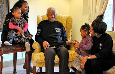 Reality Show with Mandela's Granddaughters Set for U.S.