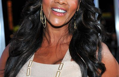 Vivica A. Fox is Single and Working on a New Show