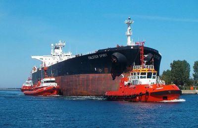 Un pétrolier français porté disparu aurait été détourné au large de la Côte d'Ivoire
