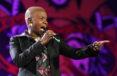 For Kidjo, Musicians Must Be The Country's Voice